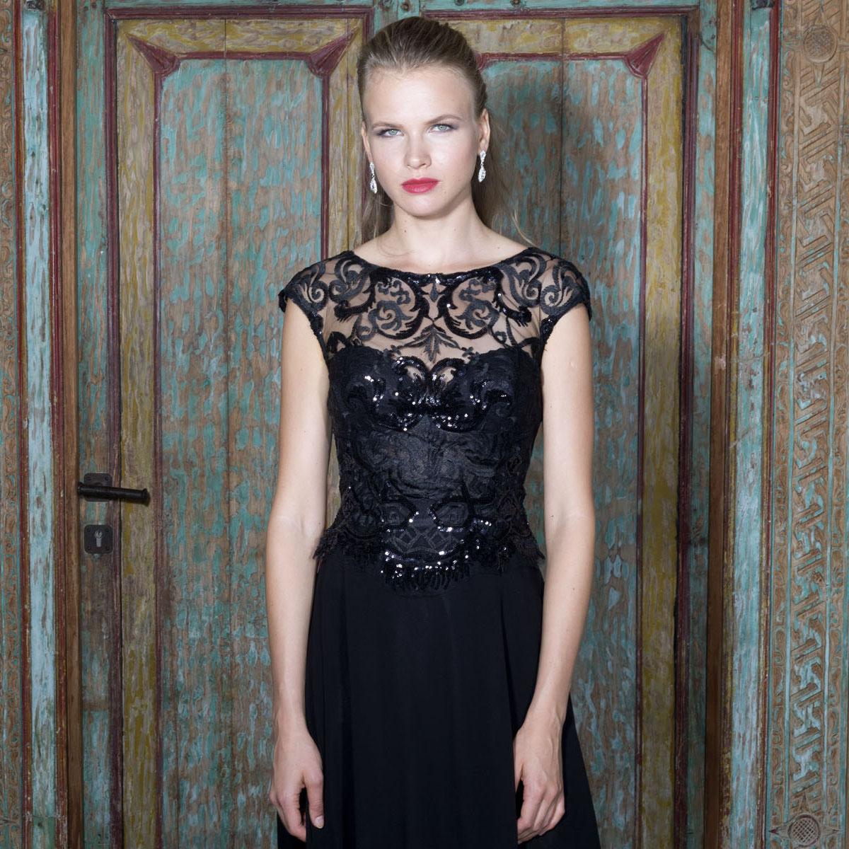 שמלת ערב אלגנטית מרשימה