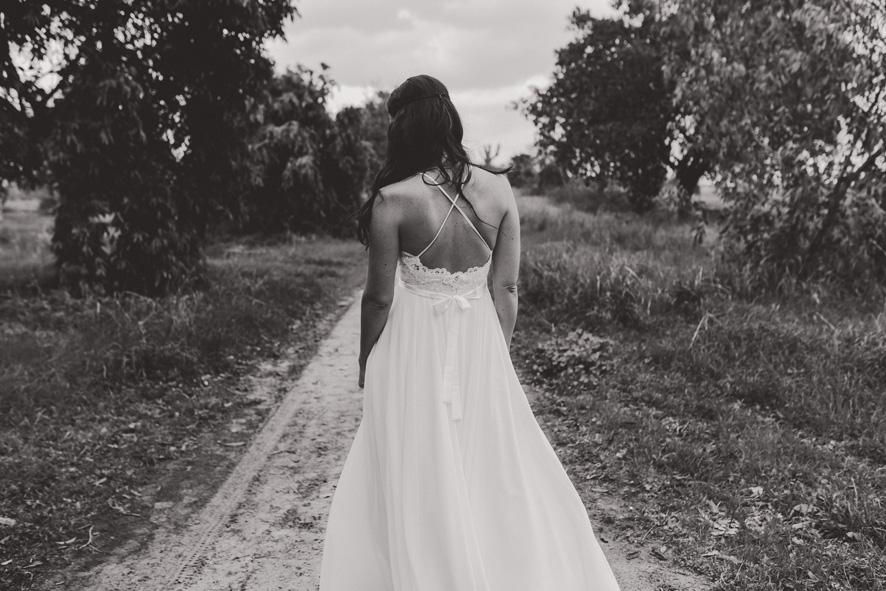 שמלת כלה כייפית